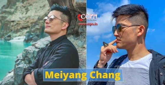 How to contact Meiyang Chang?