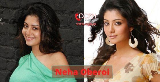 How to contact Neha Oberoi?
