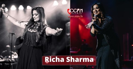 How to contact Richa Sharma?