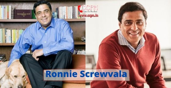 How to contact Ronnie Screwvala?