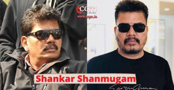 How to contact Shankar Shanmugam?