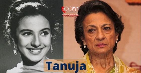 How to contact Tanuja?