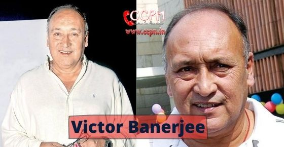 How to contact Victor Banerjee?