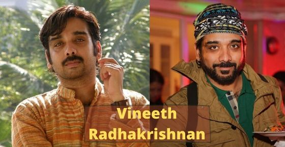 How to contact Vineeth Radhakrishnan?