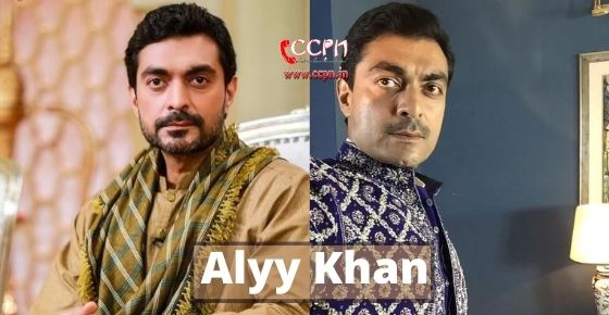 How to contact Alyy Khan?