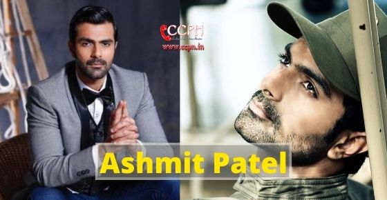 How to contact Ashmit Patel?
