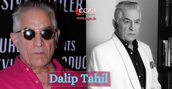 How to contact Dalip Tahil?