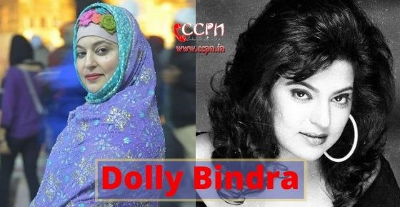 How to contact Dolly Bindra?