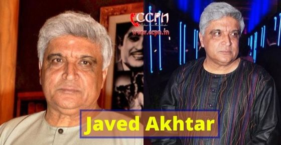 How to contact Javed Akhtar?