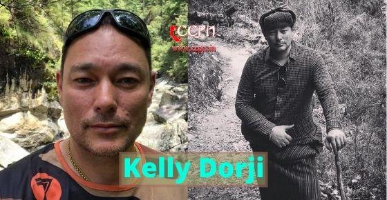 How to contact Kelly Dorji?