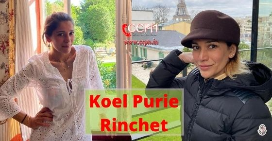 How to contact Koel Purie Rinchet?
