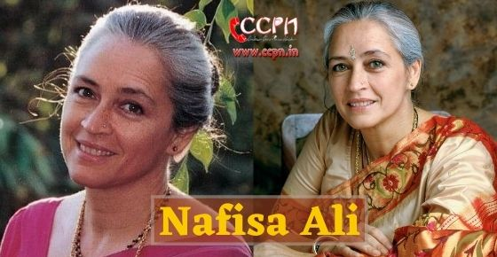How to contact Nafisa Ali?