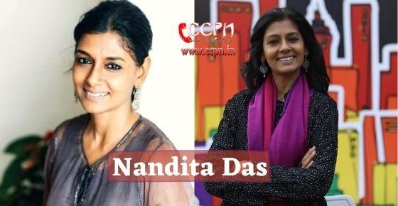 How to contact Nandita Das?