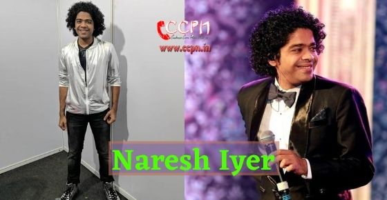 How to contact Naresh Iyer?