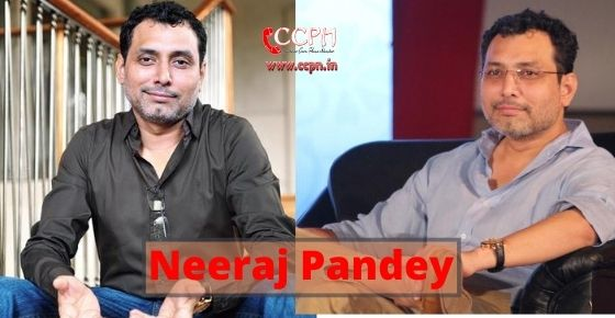 How to contact Neeraj Pandey?