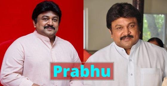 How to contact Prabhu?