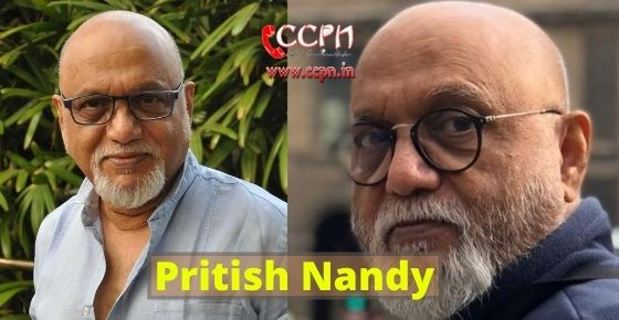 How to contact Pritish Nandy?