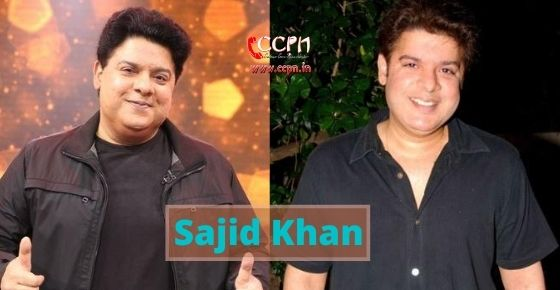 How to contact Sajid Khan?