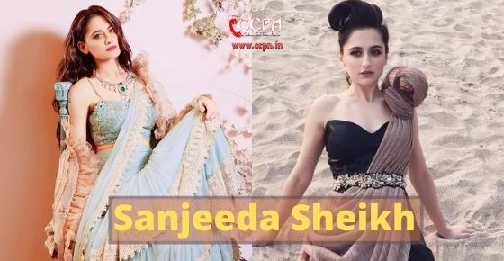 How to contact Sanjeeda Sheikh?