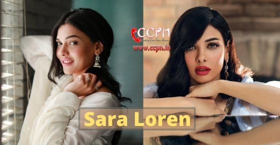 How to contact Sara Loren?