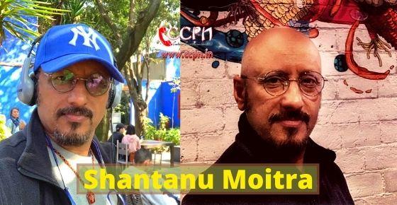How to contact Shantanu Moitra?