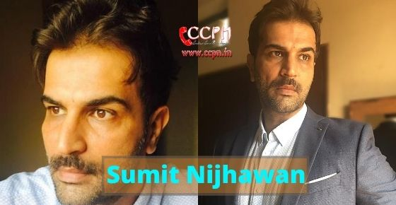 How to contact Sumit Nijhawan?