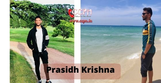 How to contact Prasidh Krishna
