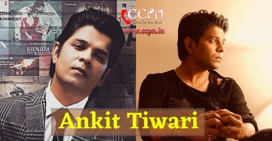 How to contact Ankit Tiwari?