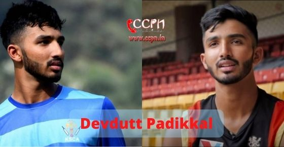 How to contact Devdutt Padikkal