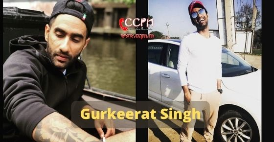 How to contact Gukeerat Singh