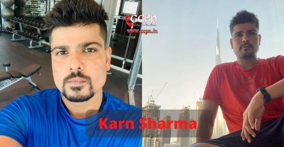 How to contact Karn Sharma