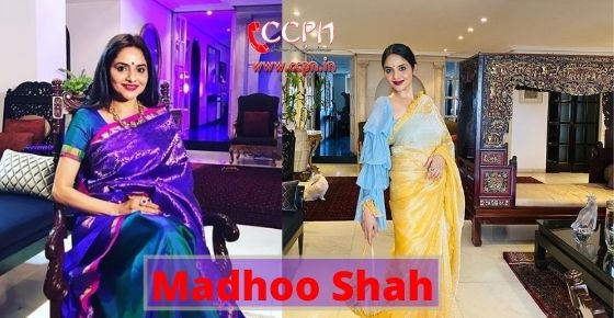 How to contact Madhoo Shah?