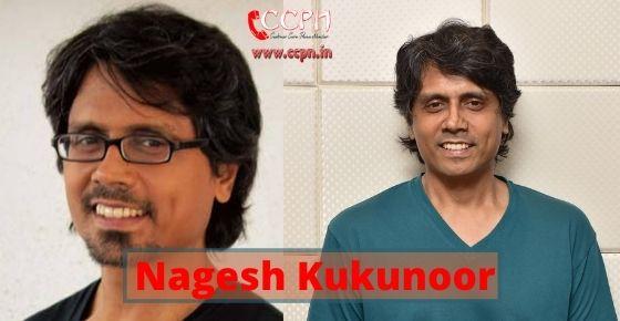 How to contact Nagesh Kukunoor?