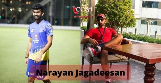 How to contact  Narayan Jagadeesan
