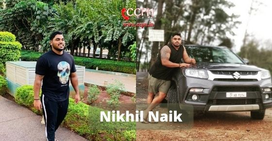 How to contact Nikhil Naik