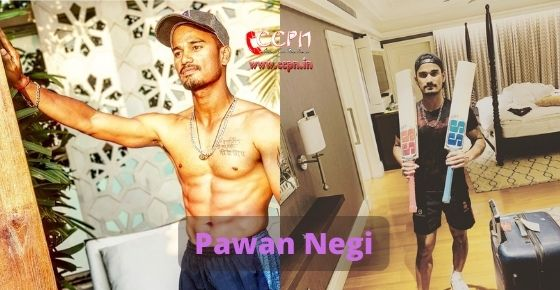 How to contact Pawan Negi