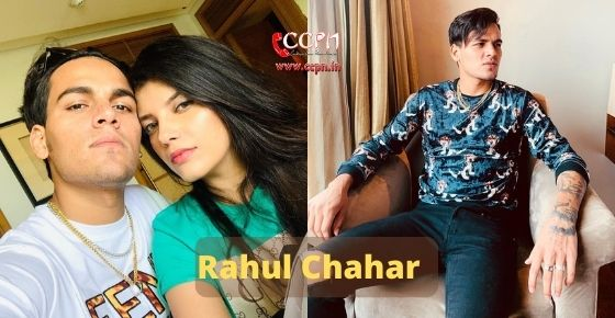 How to contact Rahul Chahar