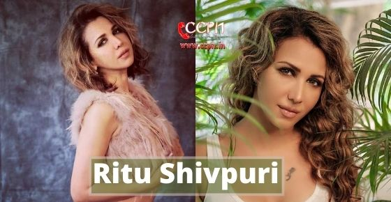 How to contact Ritu Shivpuri?