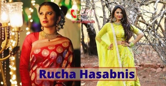 How to contact Rucha Hasabnis?