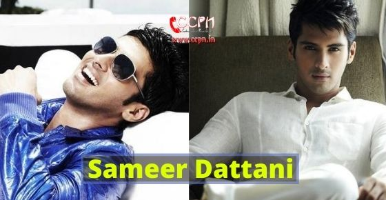 How to contact Sameer Dattani?