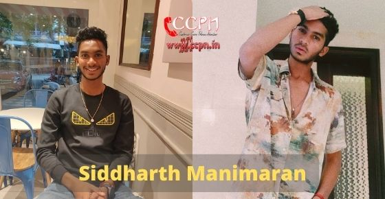 How to contact  M Siddharth