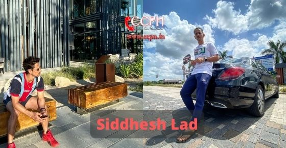 How to contact Siddhesh Lad
