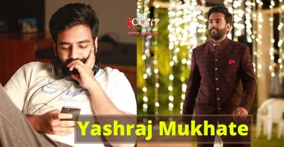 How to contact Yashraj Mukhate?