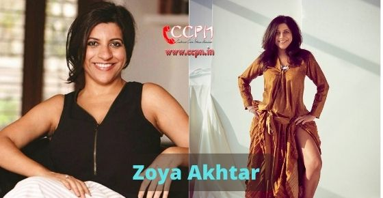 How to contact Zoya Akhtar