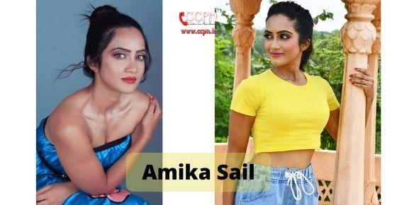 How to contact Amika Sail