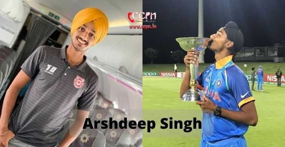 How to contact Arshdeep Singh