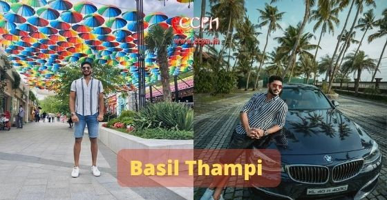 How to contact Basil Thampi