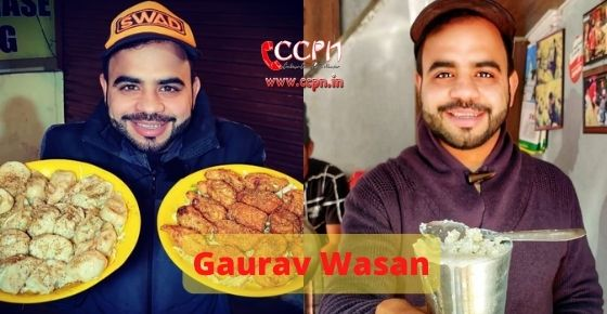 How to contact Gaurav Wasan