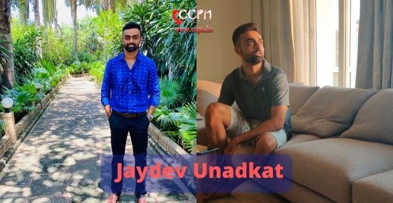 How to contact Jaydev Unadkat