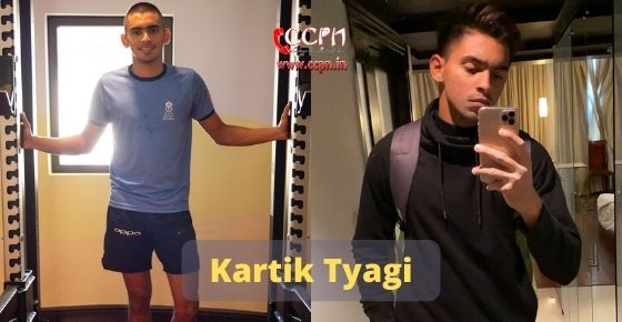 How to contact Kartik Tyagi